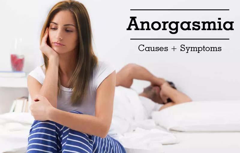 Anorgasmia Symptoms